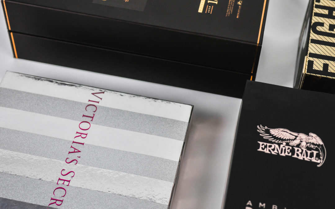 Increase Perceived Packaging Value with Foil Stamping