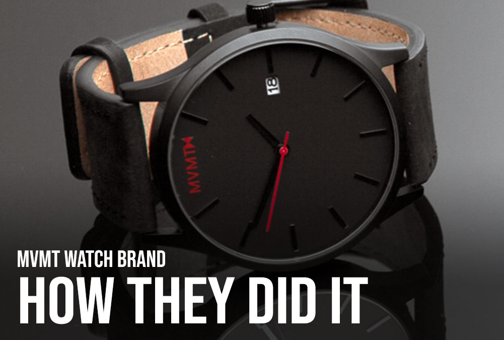 MVMT Watch Brand Packaging- How They Did it