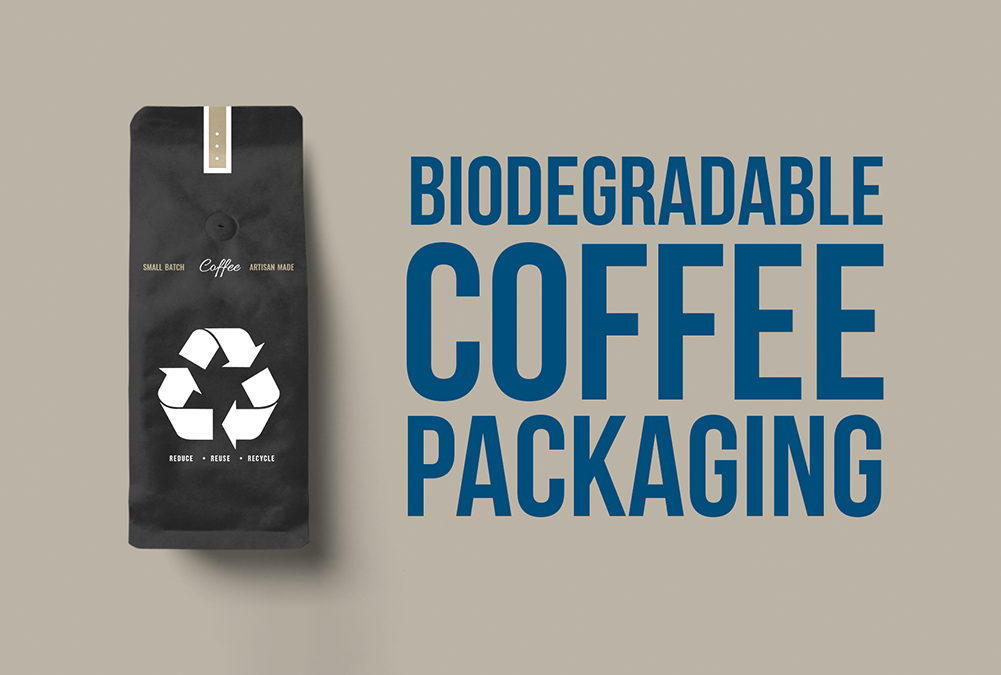 Compostable & Biodegradable Coffee Packaging