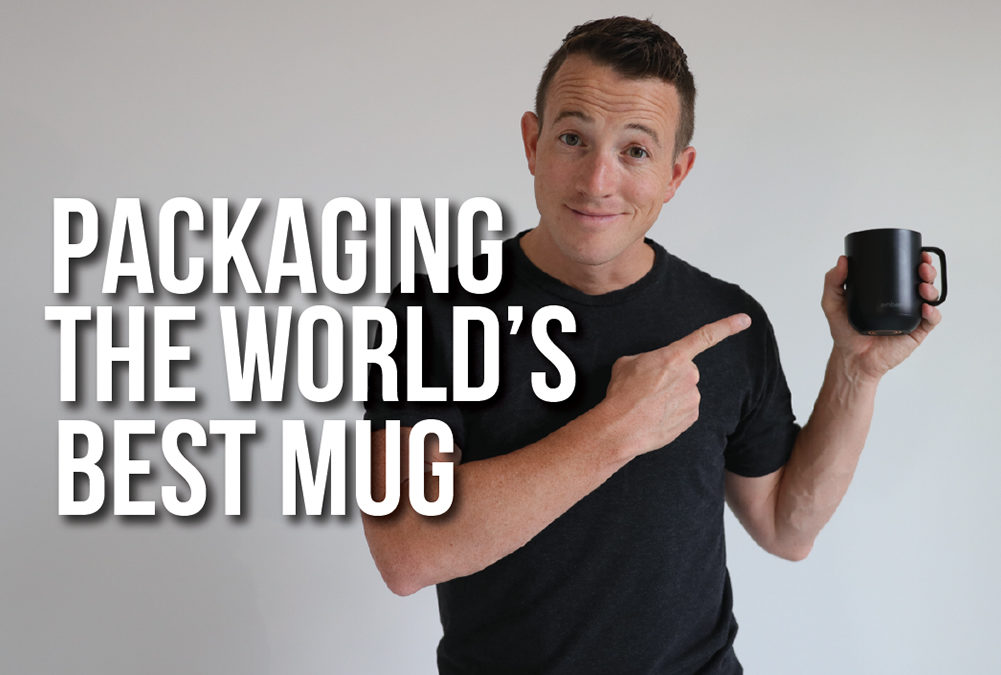 Packaging Behind the World's Most Expensive Mug (Ember)