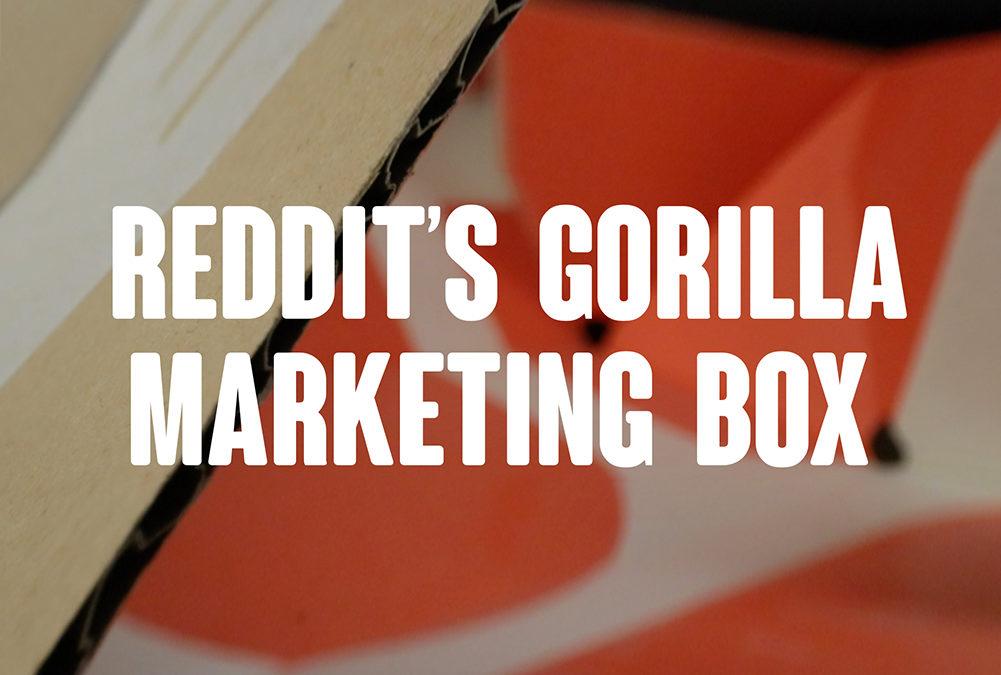Reddit Packaging for Viral Marketing Campaign