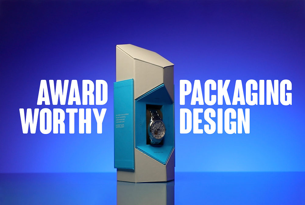 Award Worthy Packaging Design with LifeVantage