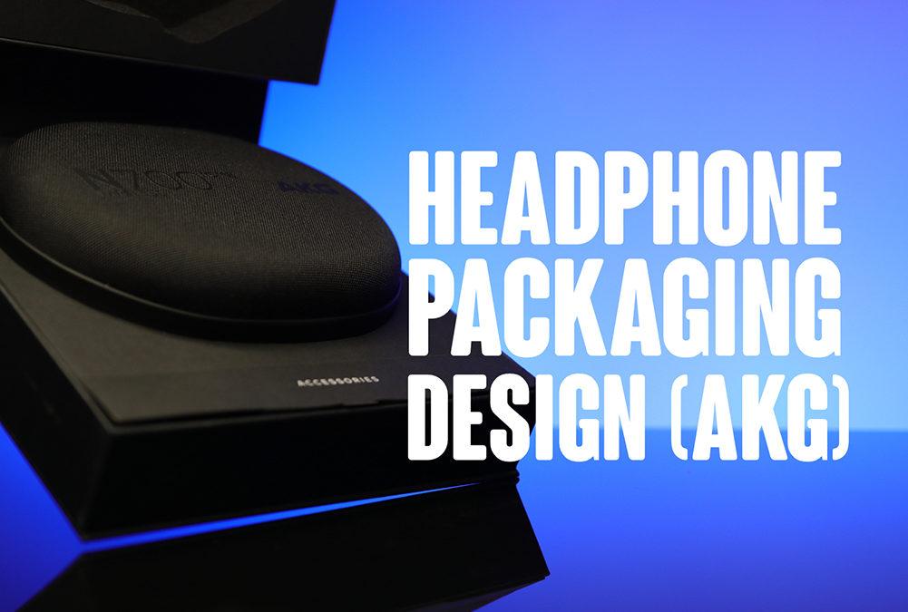 Headphone Packaging Box Ideas – AKG Headphones