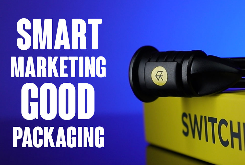 Smart Marketing, Good Packaging (The Switchpod)