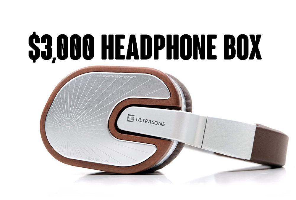 Packaging Behind the $3,000 Headphone