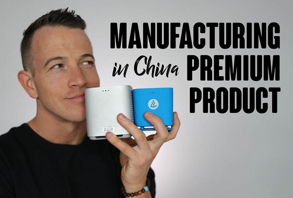 Manufacturing a Premium Product Overseas – Case Study (Bluetooth Beacon Speaker)