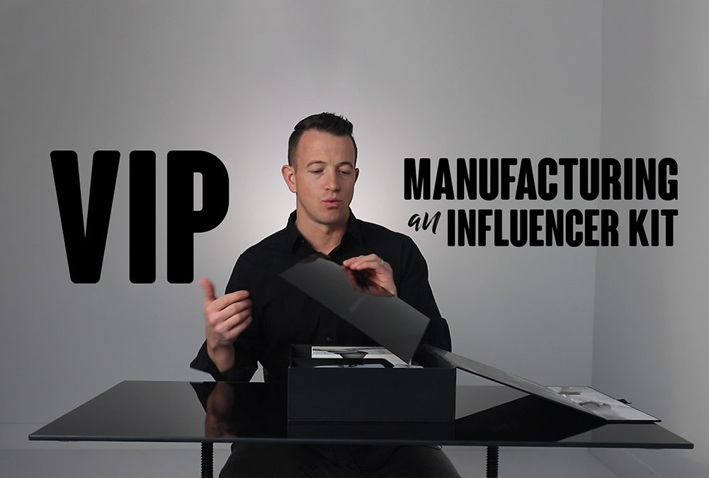 How To Manufacture an Influencer Kit