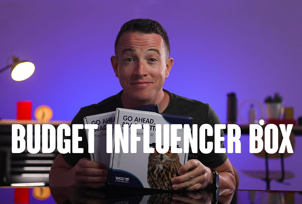 Manufacturing a High Impact Success Kit & Influencer Box on a Budget